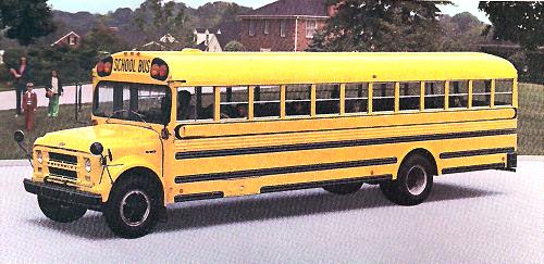 School Bus Fan : Jsf homepage john s flack jr